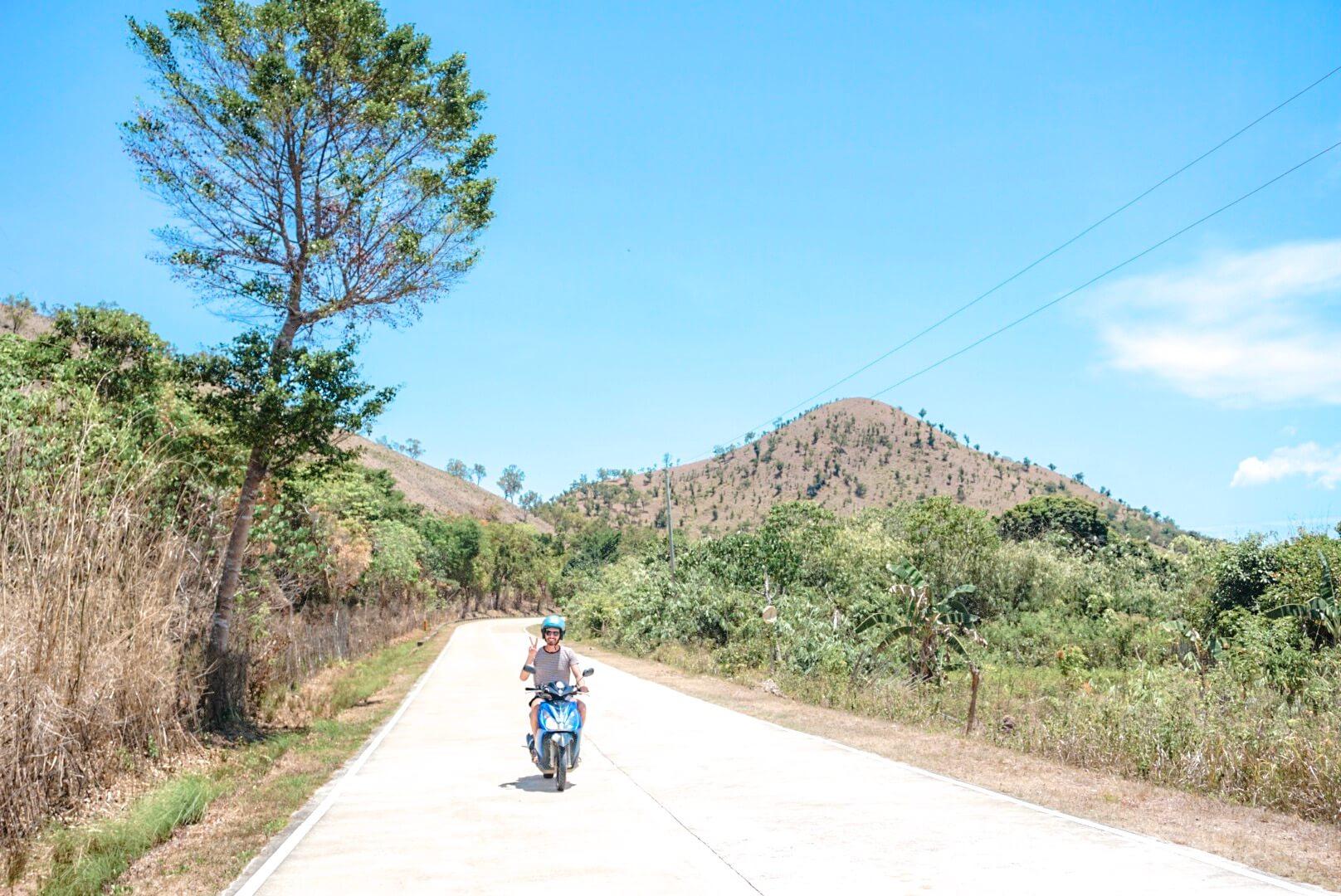 Les Philippines en scooter Coron et Busuanga