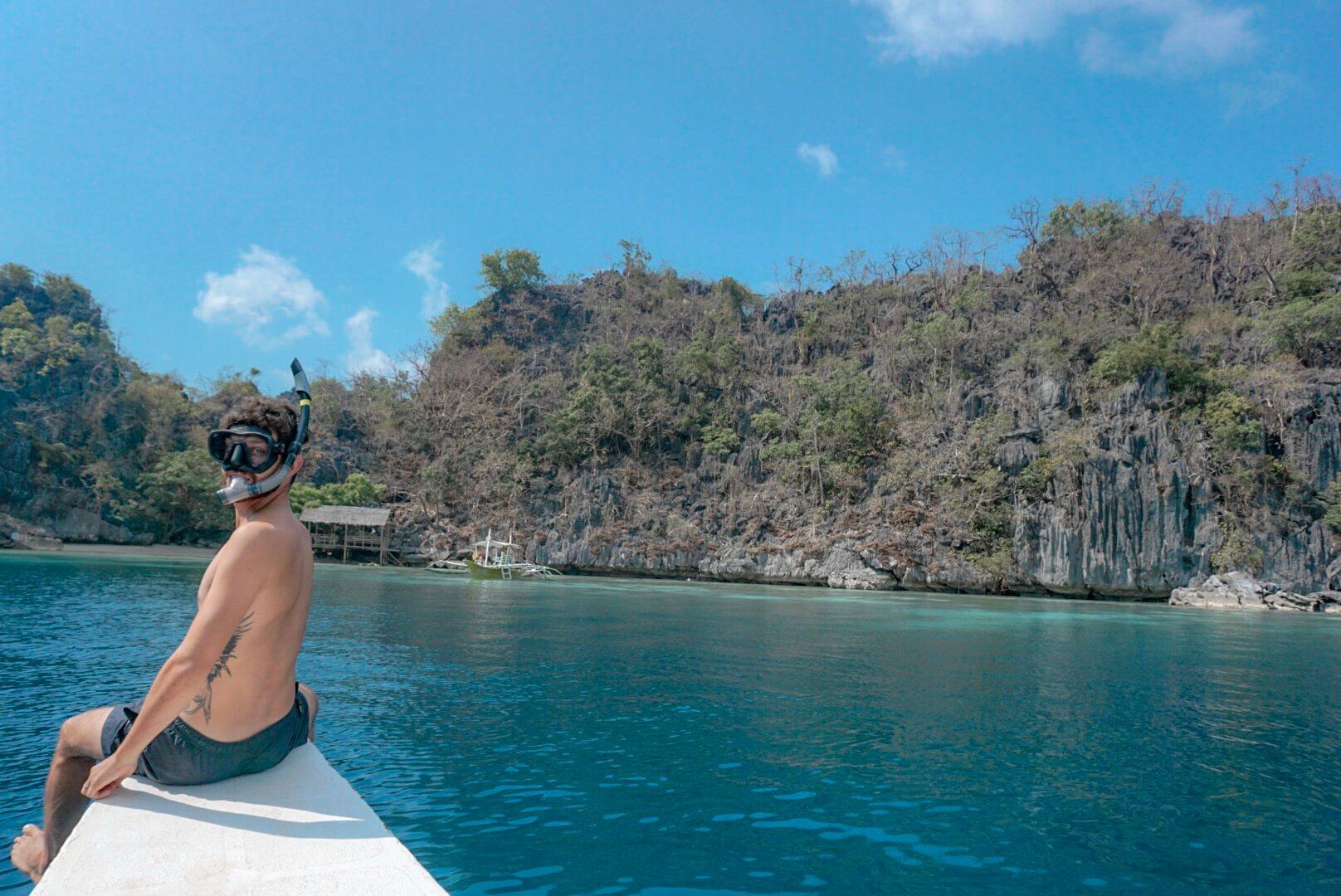 Island Hopping Philippines Coron Blog Voyage