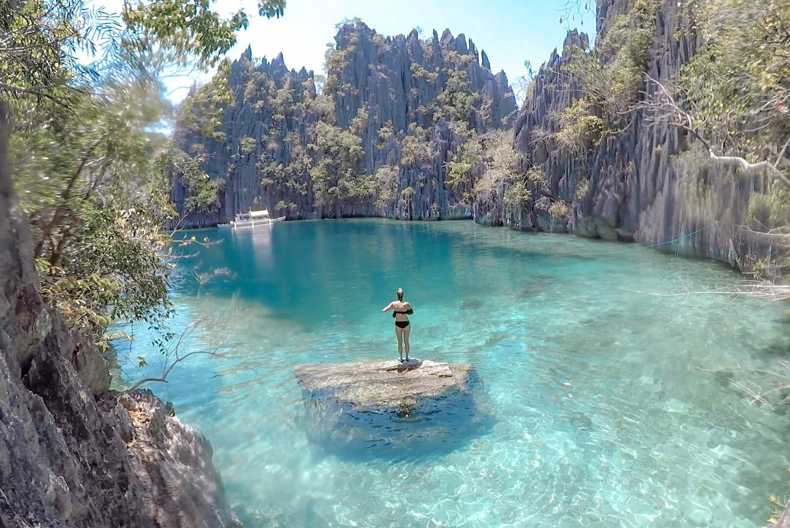 Twin Lagoon island Hopping Philippines Coron
