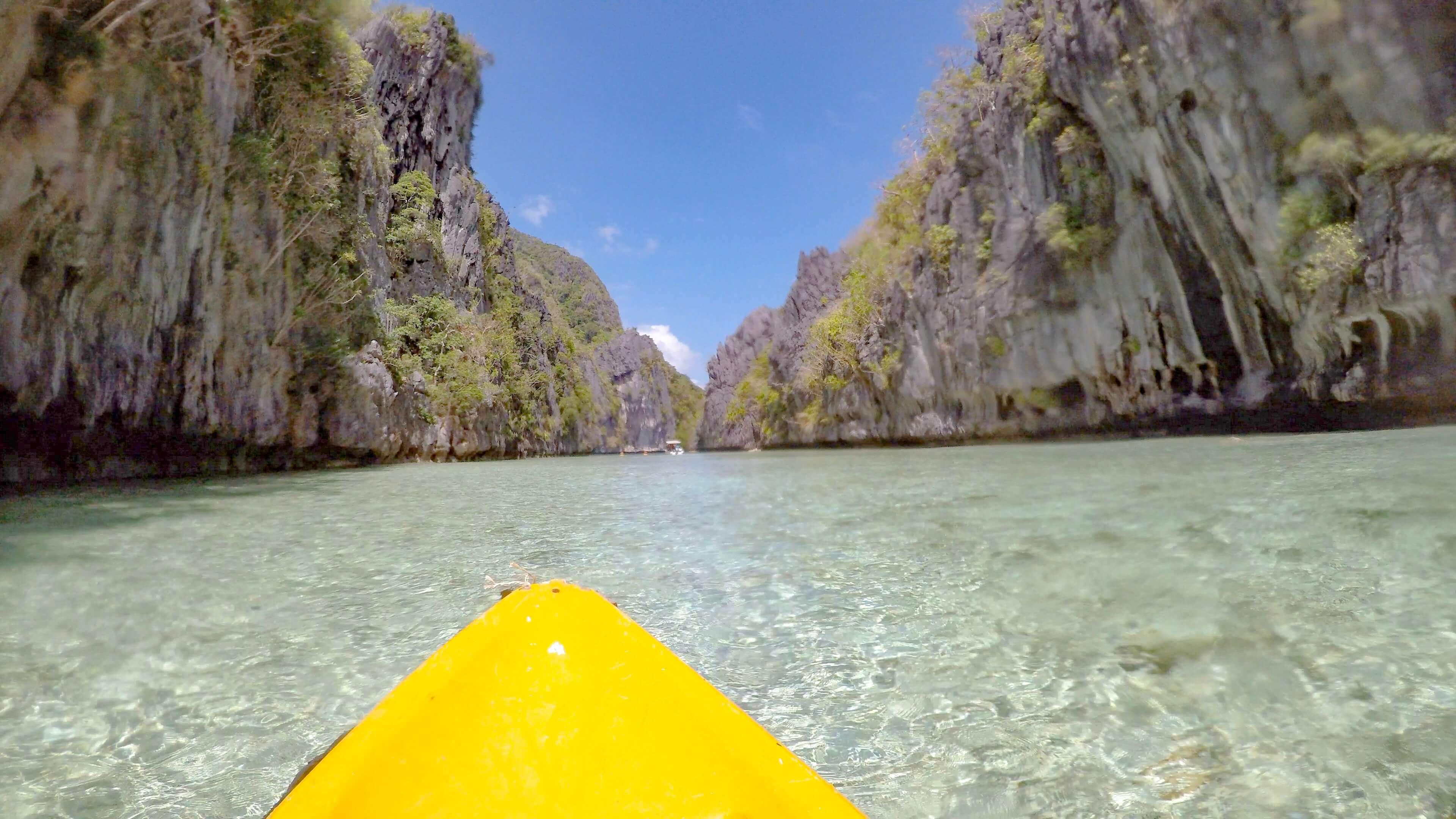 Big Lagoon Island Hopping Boat Tour Philippines El nido