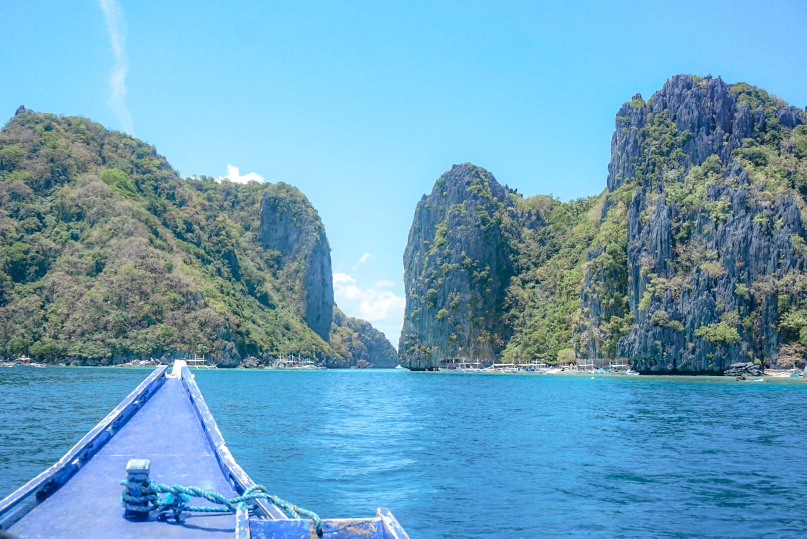 Island Hopping Boat Tour El Nido Philippines Tour C