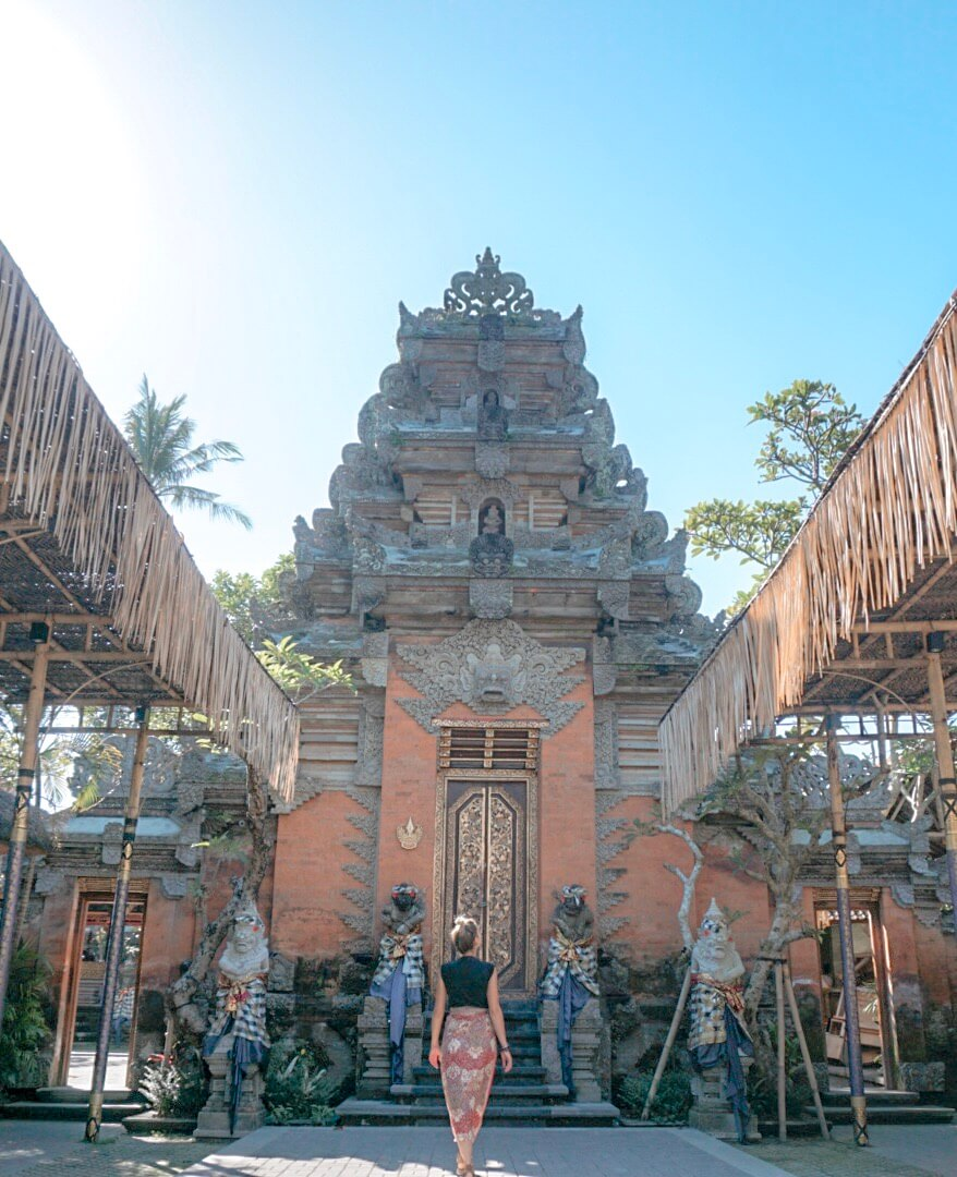 Comment visiter Ubud Palace Bali