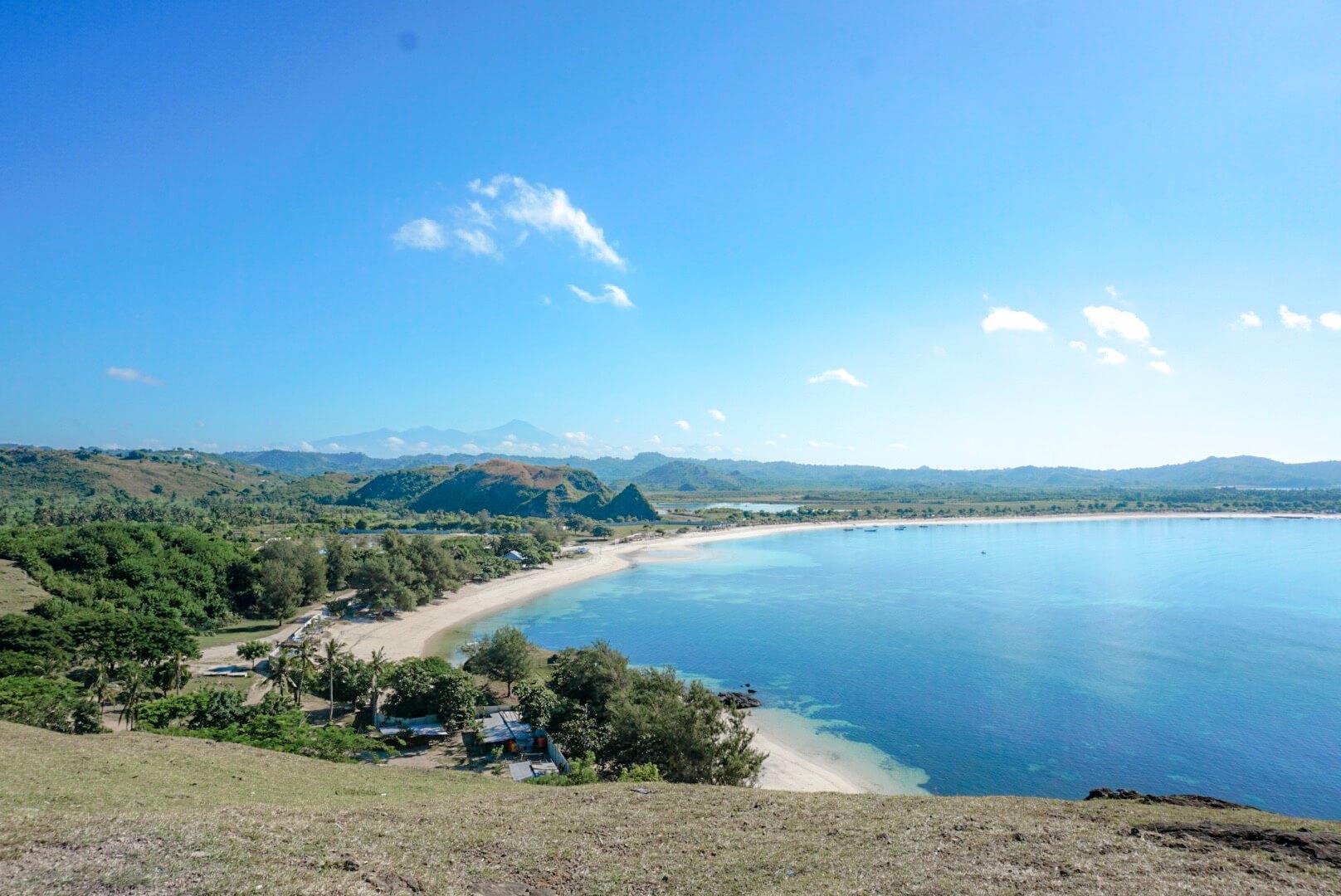 Ou aller Magnifique point de vue à Kuta Lombok Merese Hill