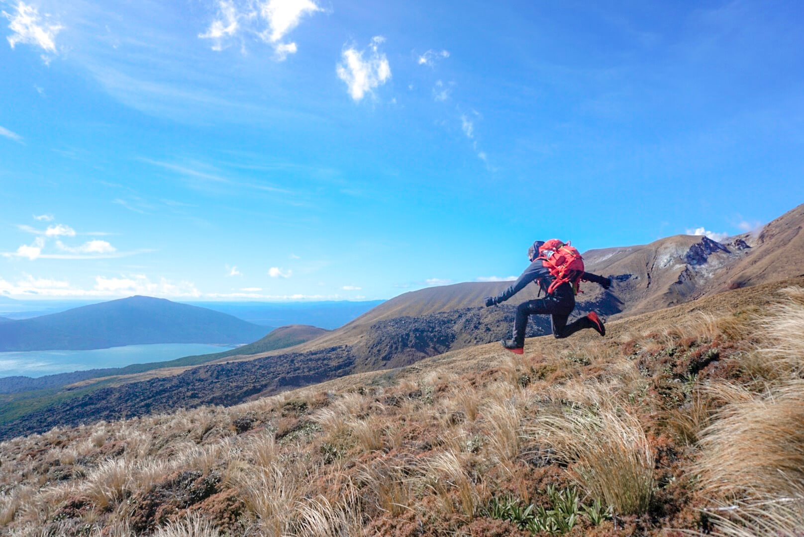Tongariro la plus belle randonnée de nouvelle zelande