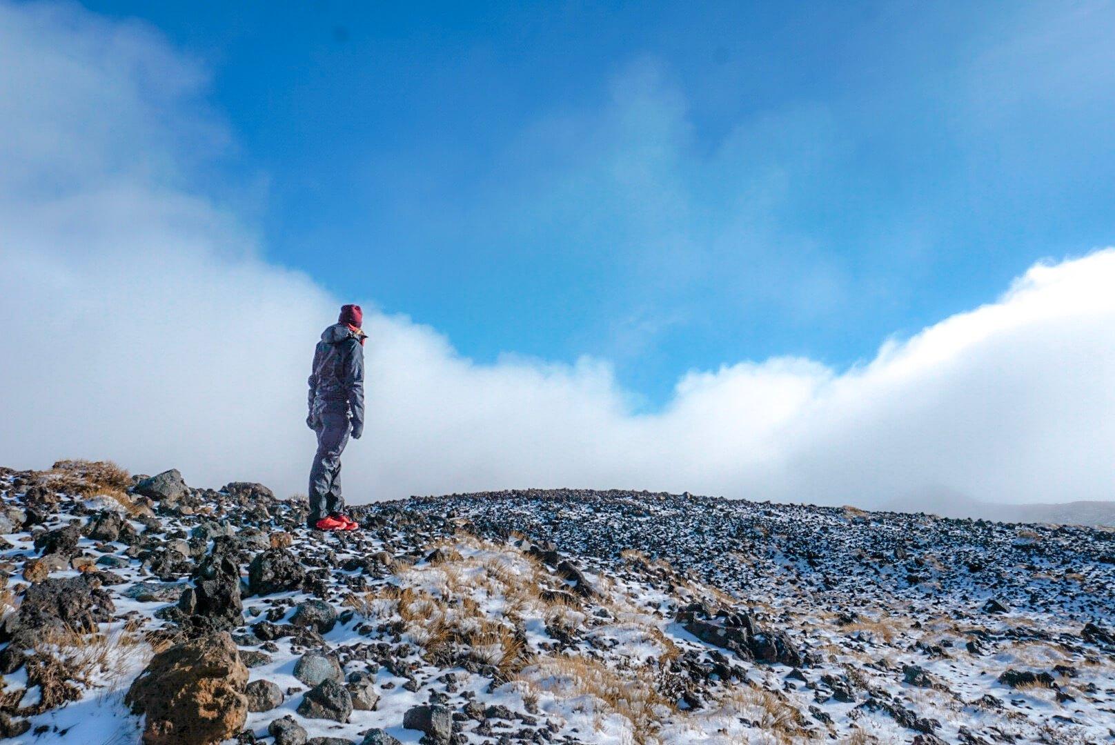 a quelle saison faire la randonnée de tongariro alpine crossing