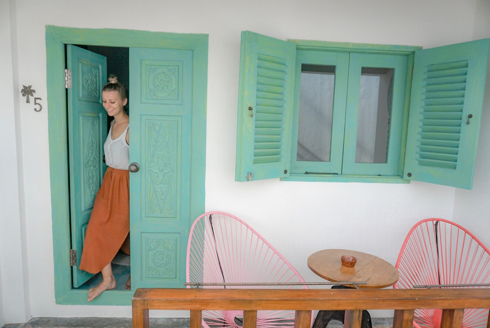 Ou dormir hostel Rawa Lombok