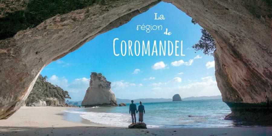 Visiter la région de Coromandel en Van Nouvelle Zélande