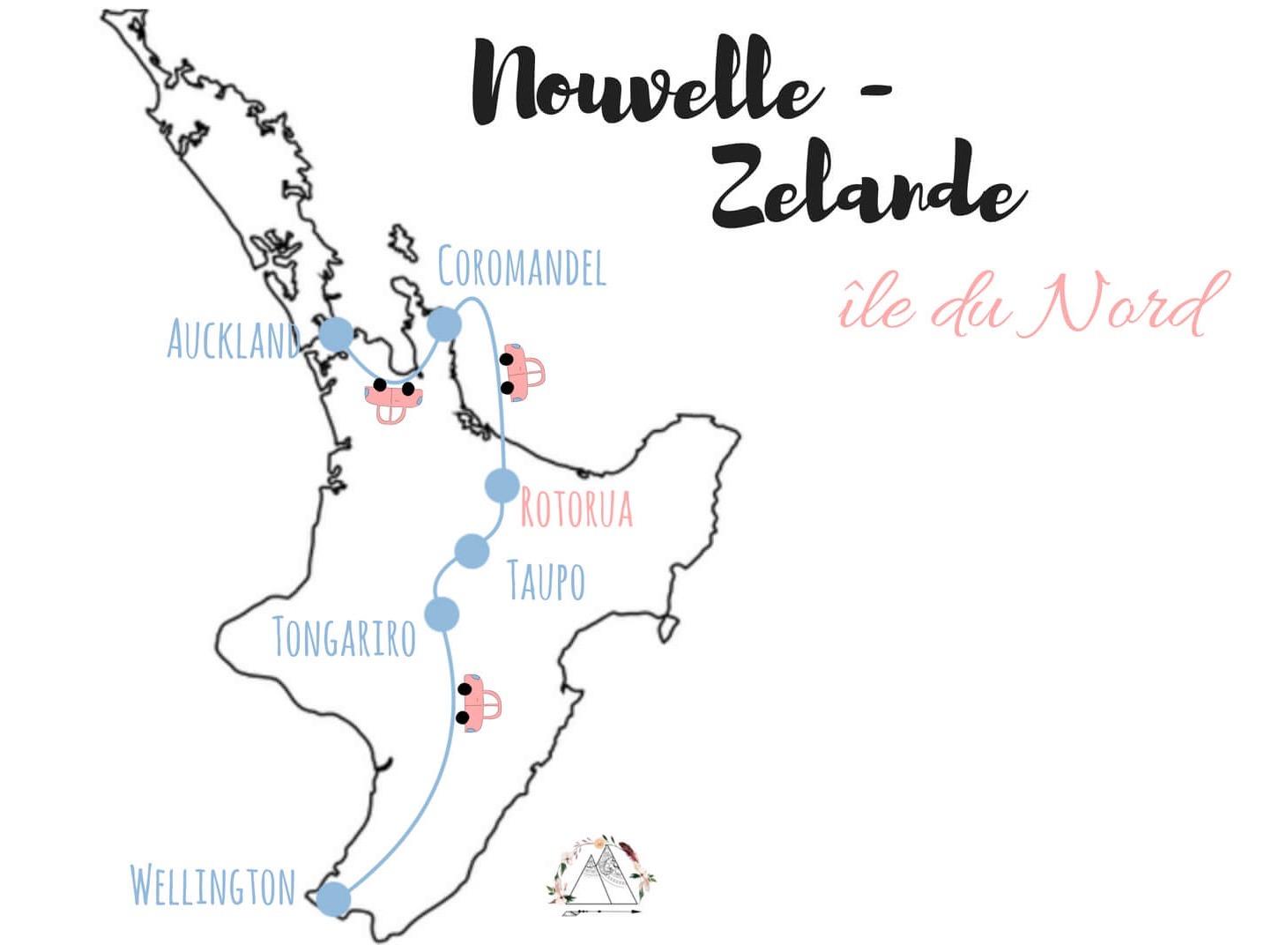 Visiter l'ile du sud de la nouvelle Zélande en 10 jours en van