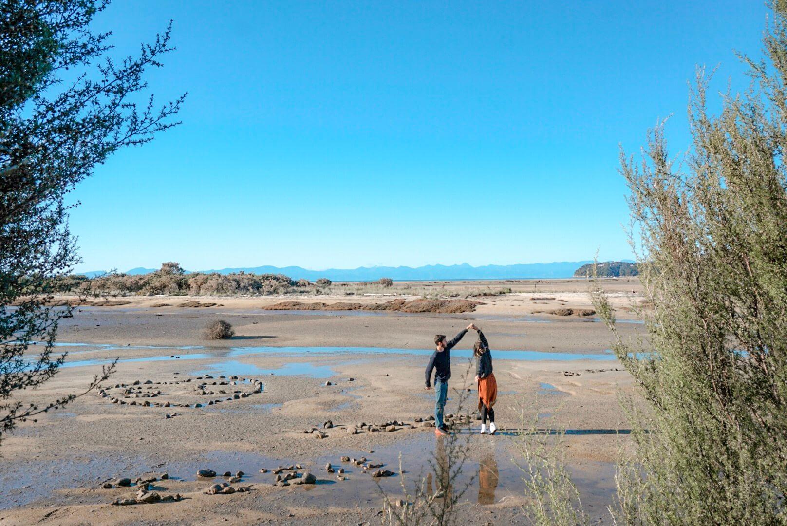 Blog Abel Tasman nouvelle Zélande