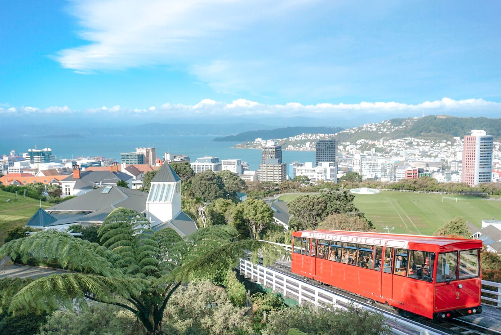 funiculaire wellington