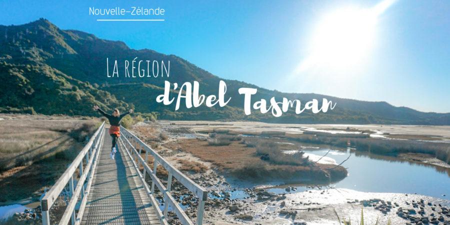 Visiter la baie d'bel Tasman nouvelle Zélande
