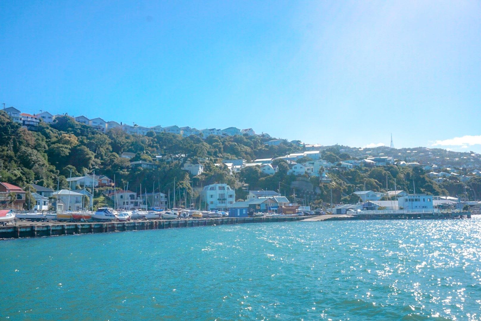 stationnement gratuit en van Wellington