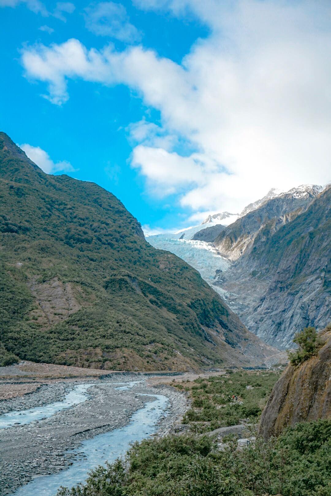 voir le glacier Franz Josef Gratuitement