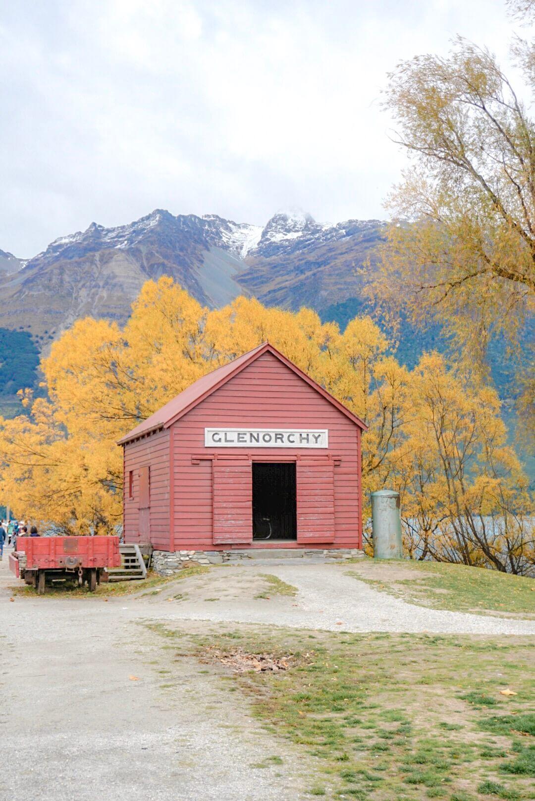 visiter glenorghy cabane rouge blog voyage