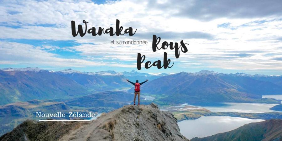 départ randonnée roys peak wanaka nouvelle zelande