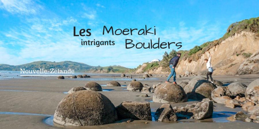 moeraki boulders nouvelle zélande blog voyage