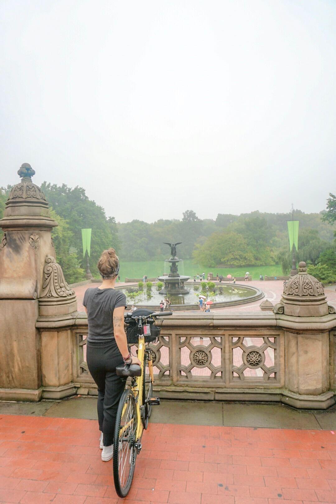 central parc en vélo avis
