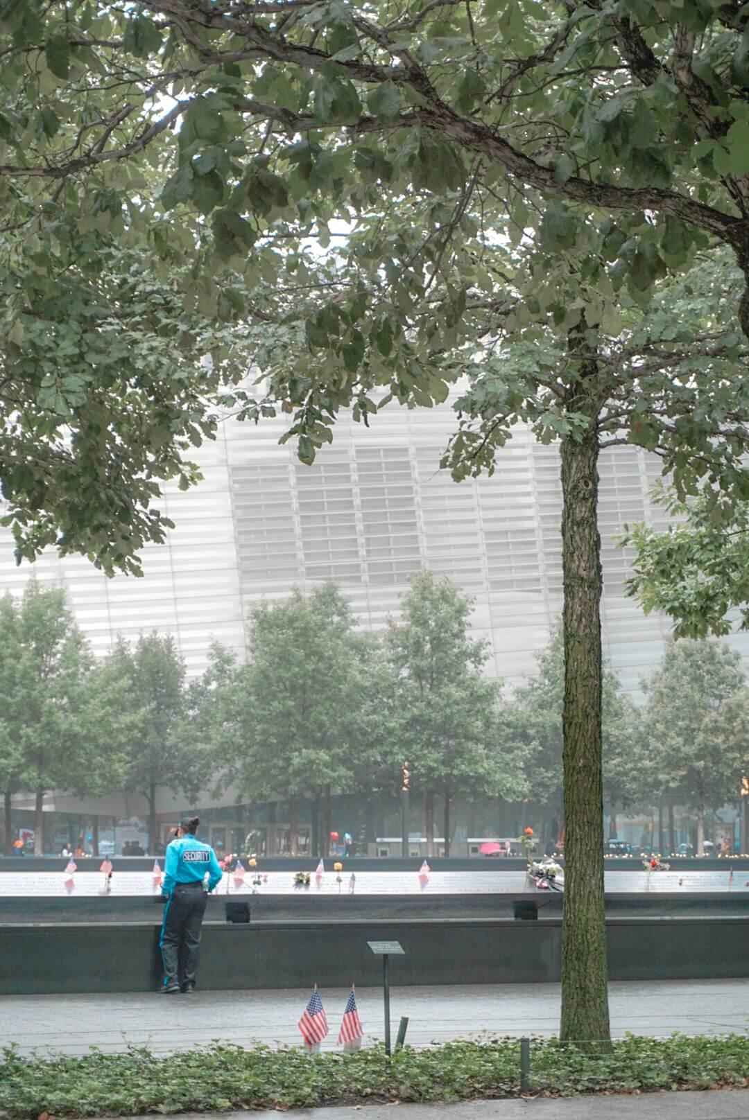 memorial attentat new york