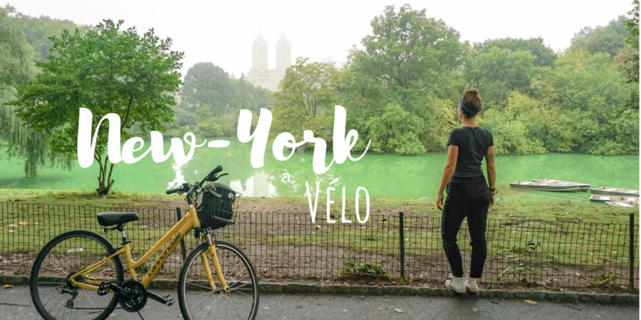 Visiter new york en vélo location