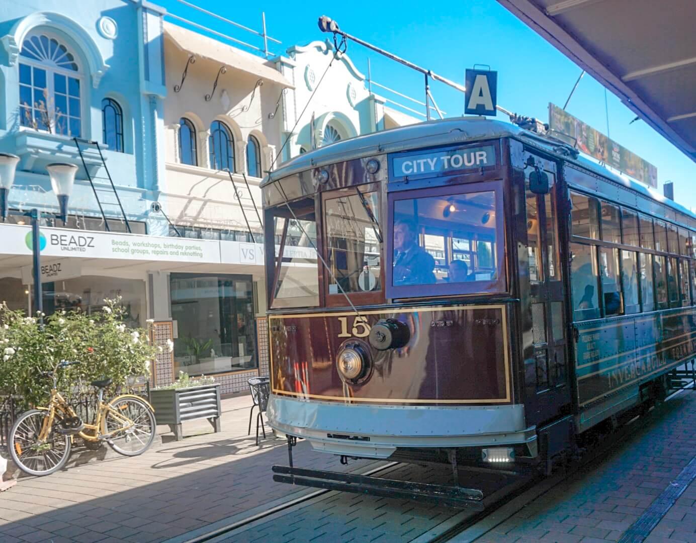 tramway rouge christchurch