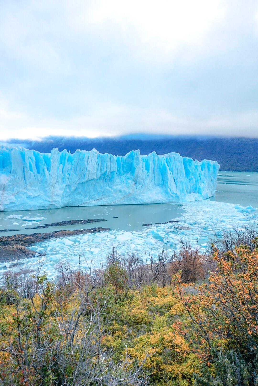 comment visiter perito moreno patagonie argentine