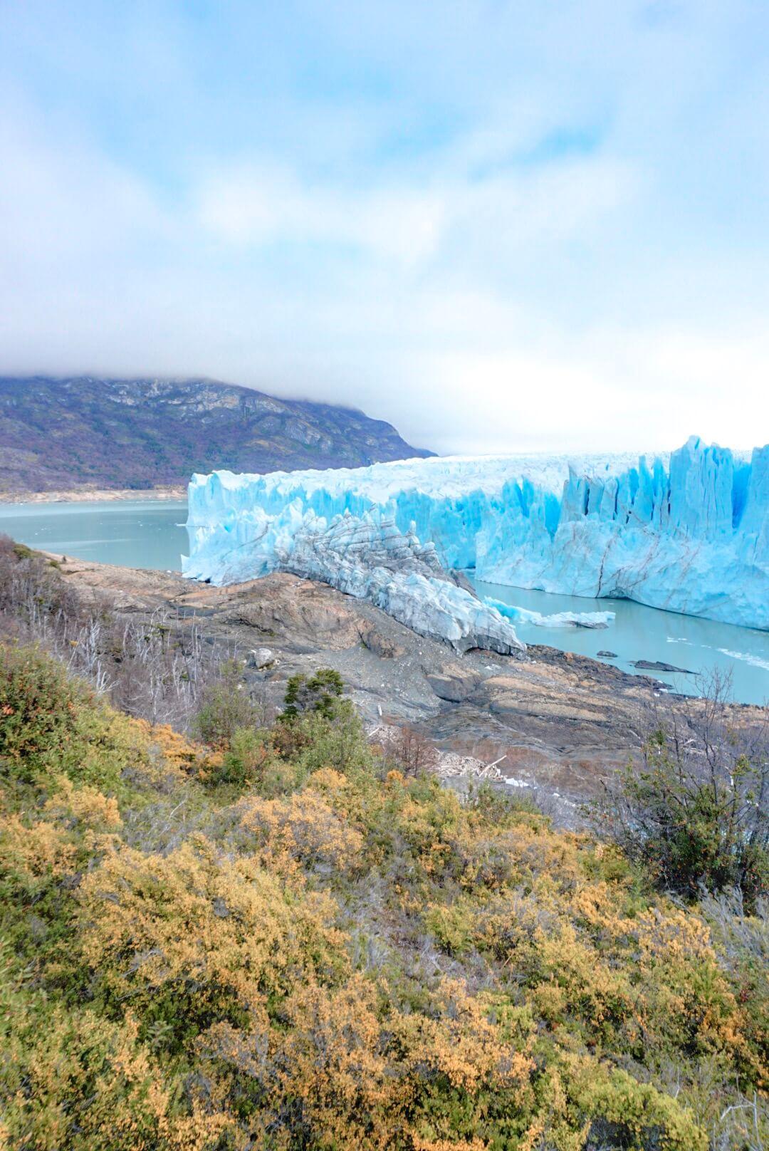 prix excursion entrée perito moreno galcier argentine patagonie