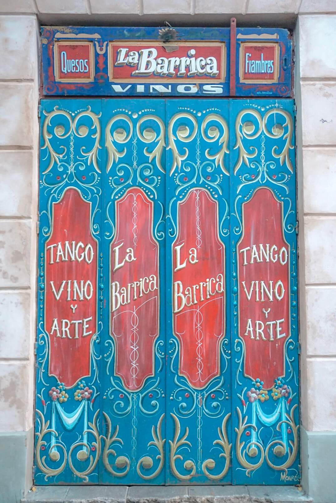 visiter la boca tango quartier buenos aires