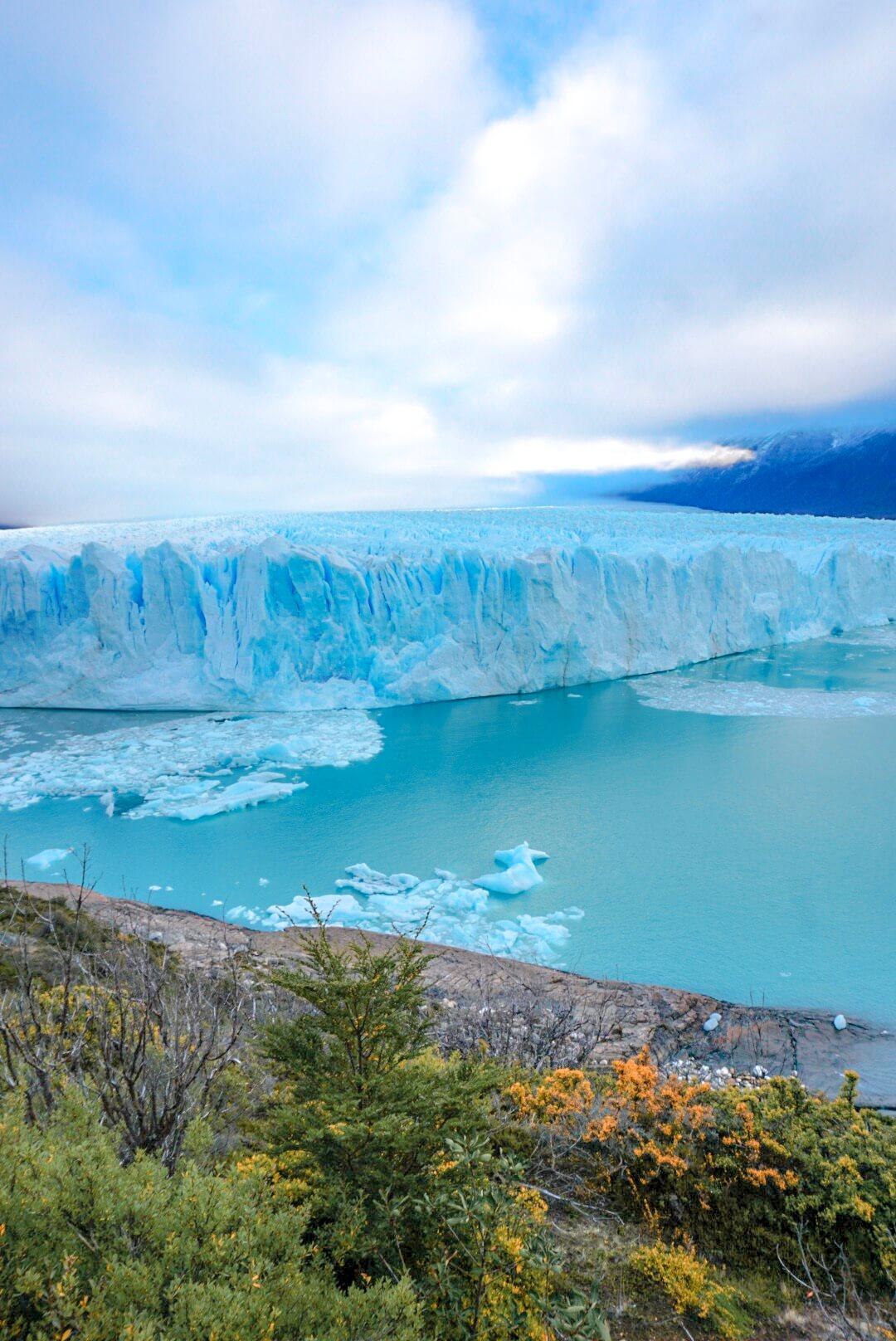 visiter glacier argentine patagonie périto moreno