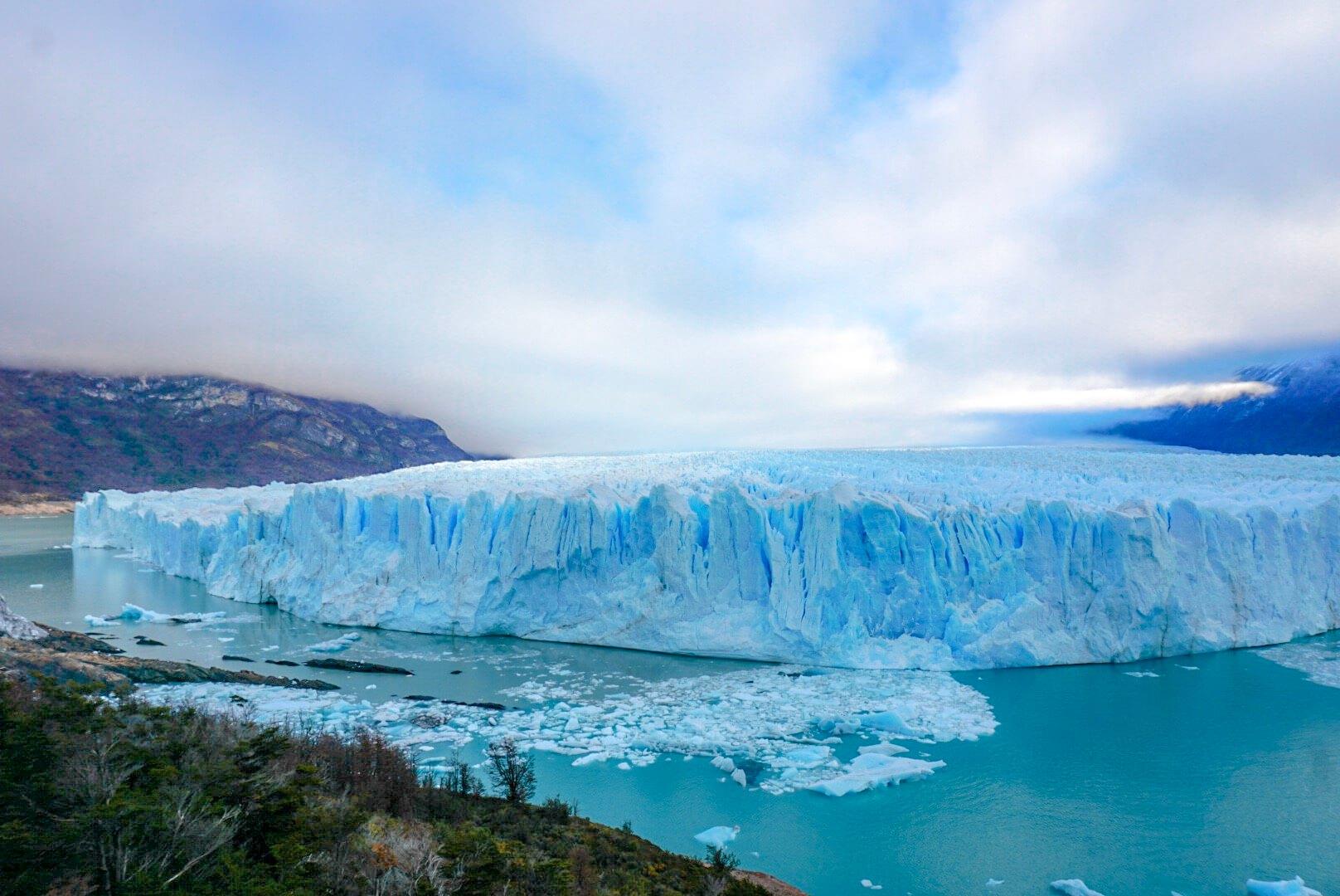 glacier perito moreno patagonie argentine blog