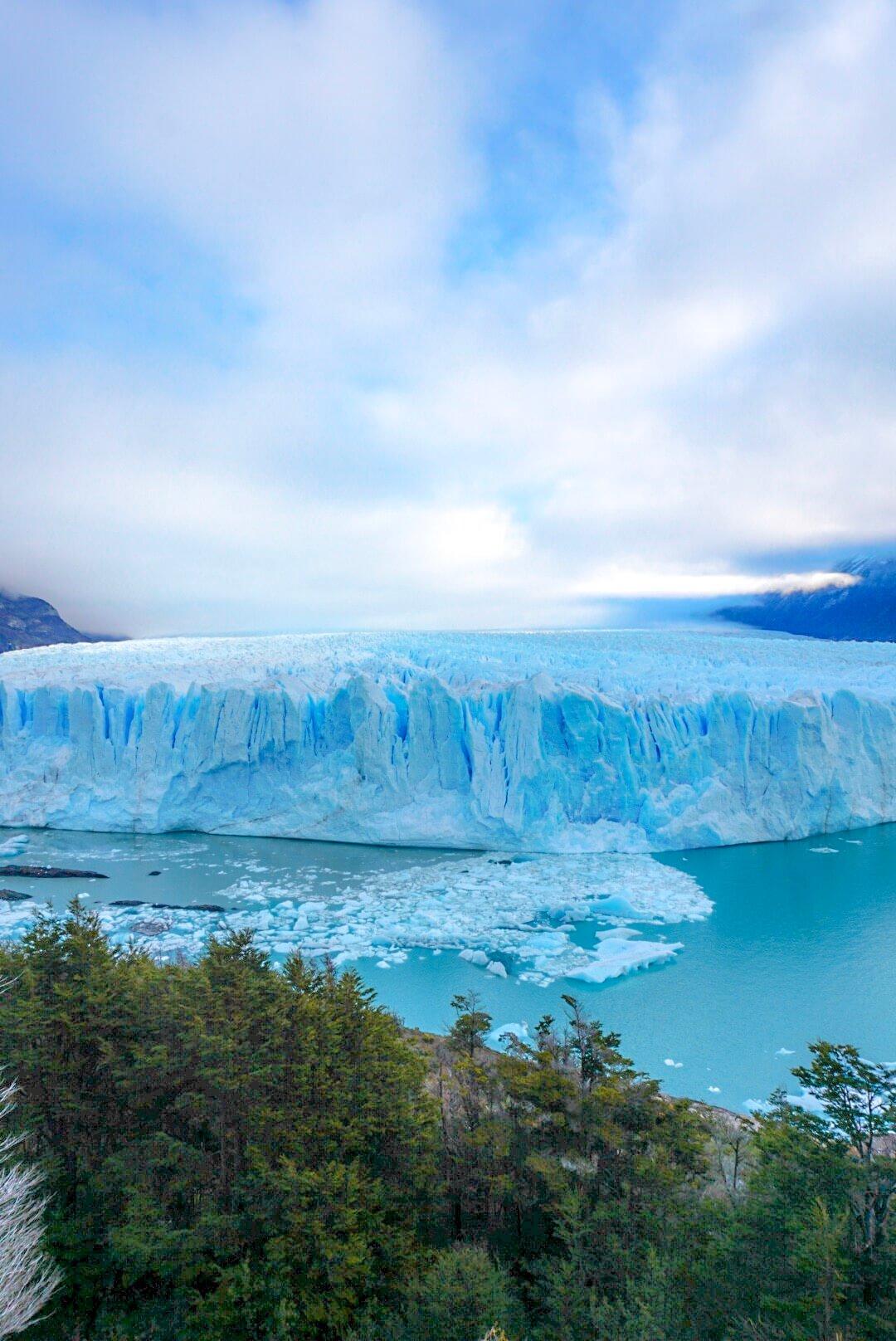 glacier perito moreno el calafate excursion argentine blog