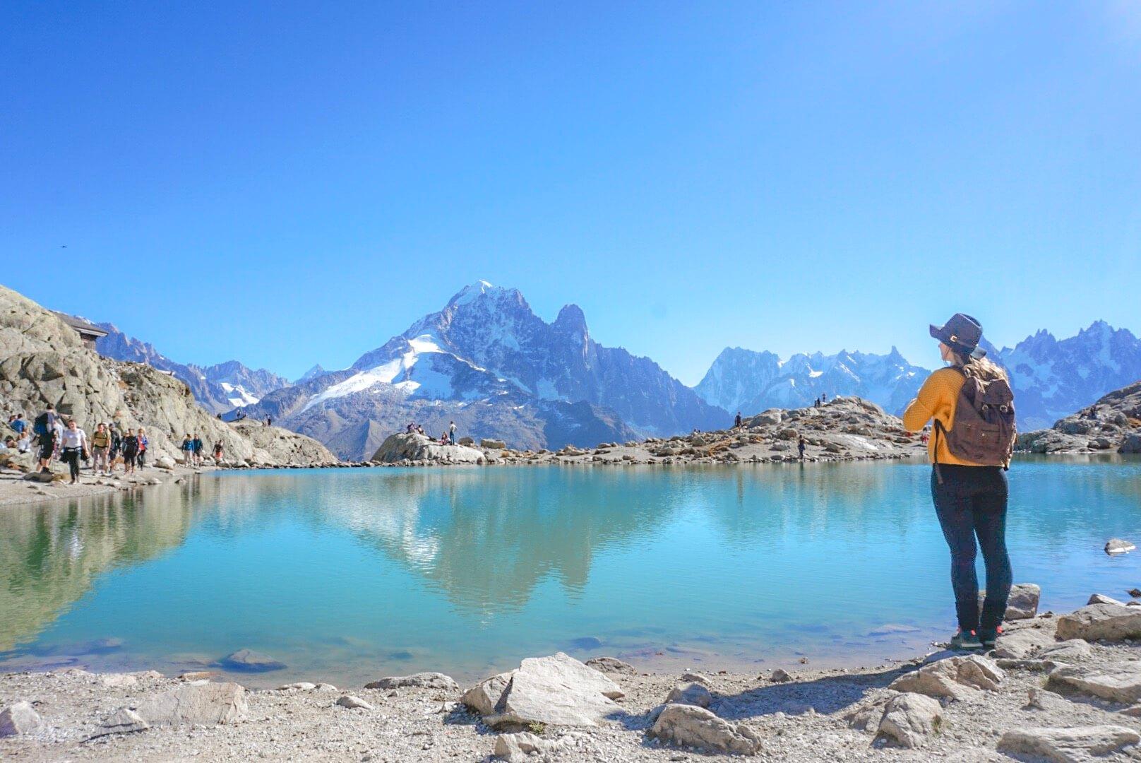 randonnée lac blanc plus belles randonnées du monde