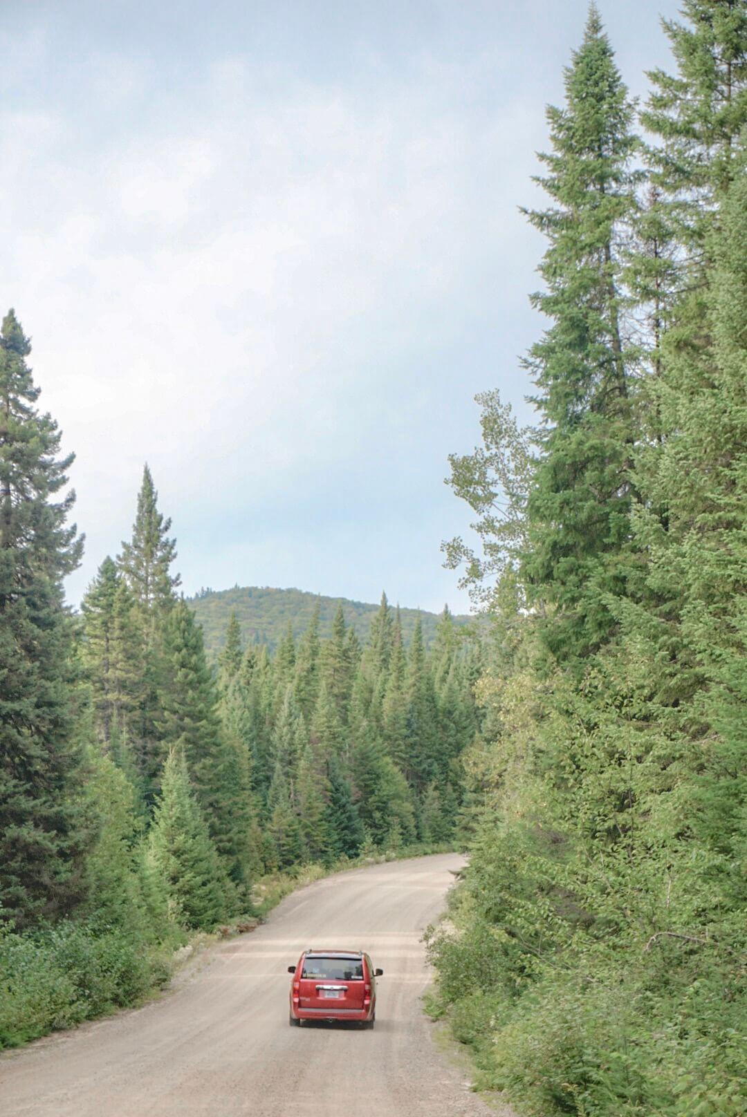 meilleure location van quebec road trip blog