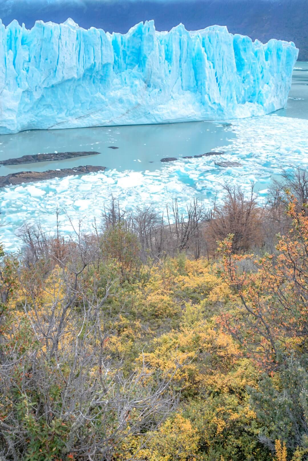 visiter la patagonie périto moreno argentine