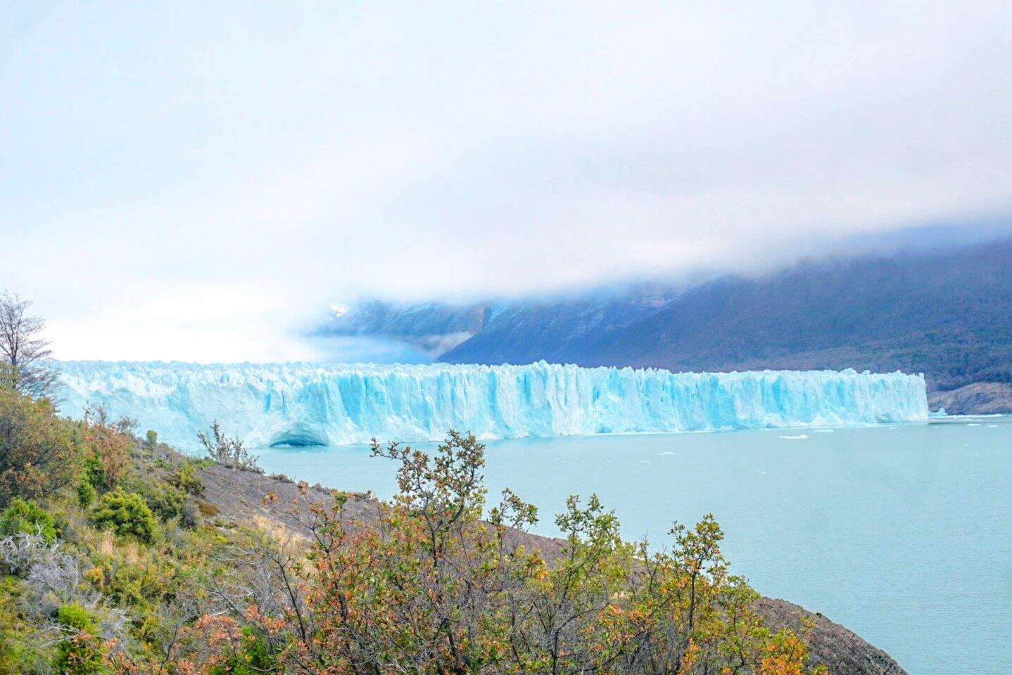 glacier périto moreno argentine