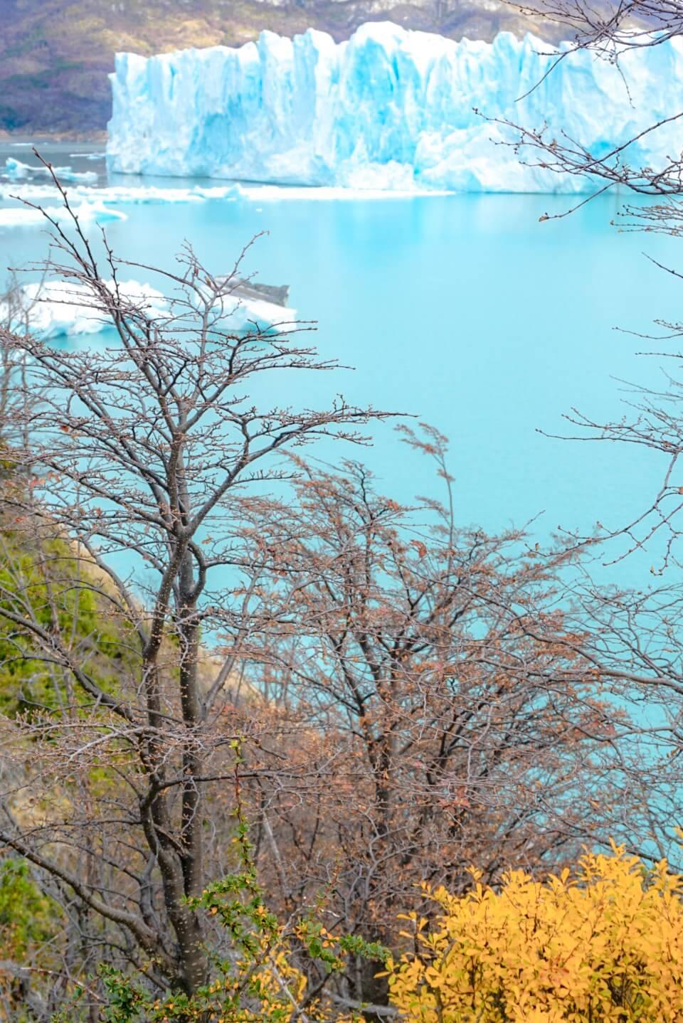 visiter le glacier perito moreno argentine patagonie en bus parc el calafate