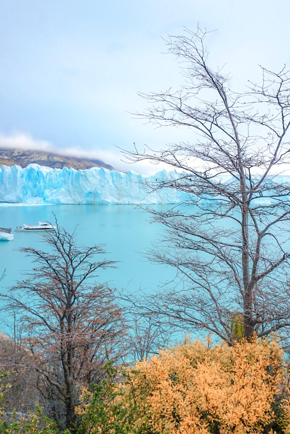 glacier périto moreno argentine blog voyage