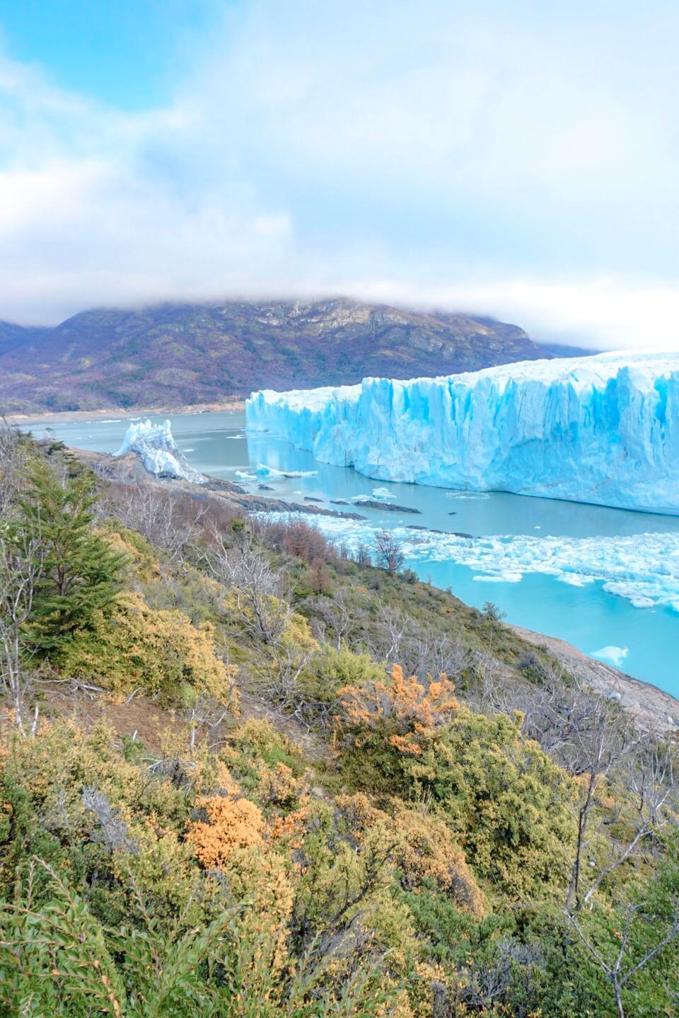 comment prendre le bateau perito moreno glacier argentine avis prix