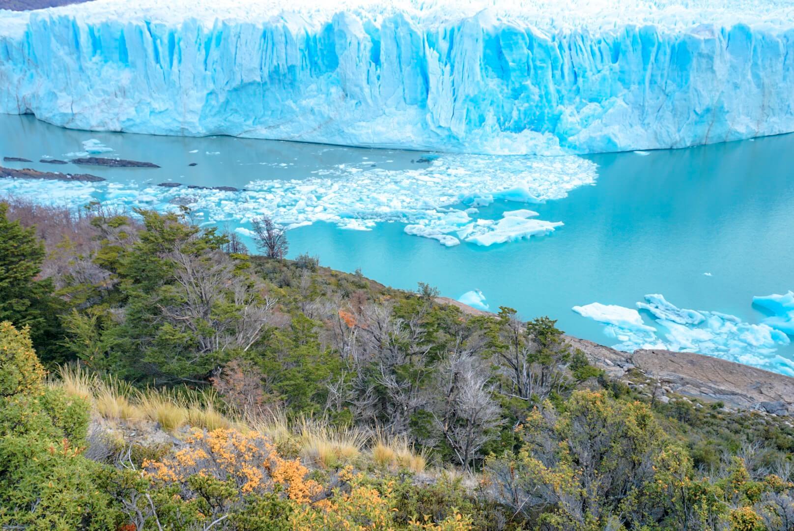 visiter perito moreno glacier argentine patagonie