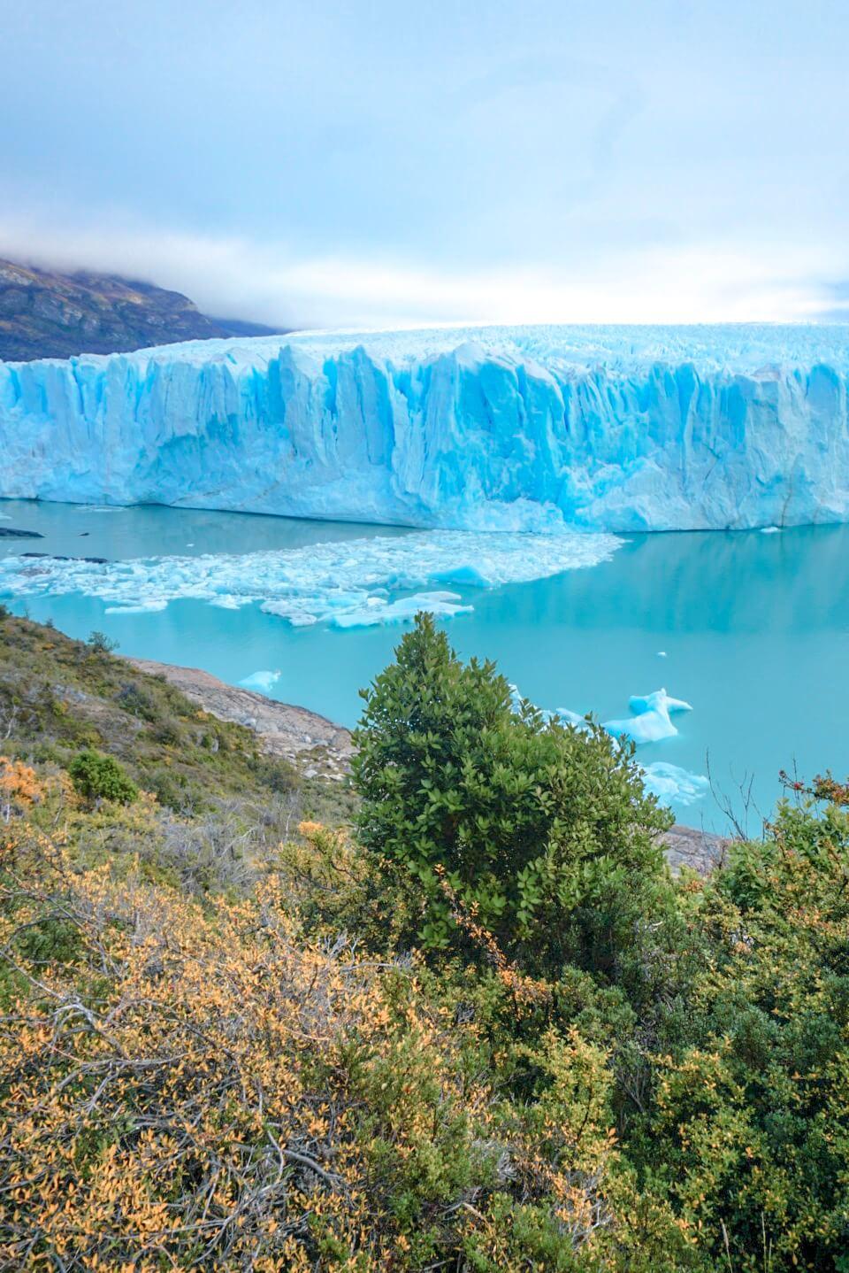 comment découvrir le perito moreno argentine