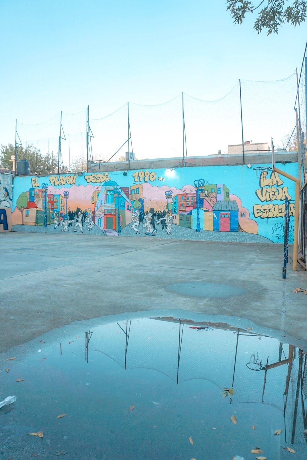 pourquoi visiter le quartier de la boca argentine danger