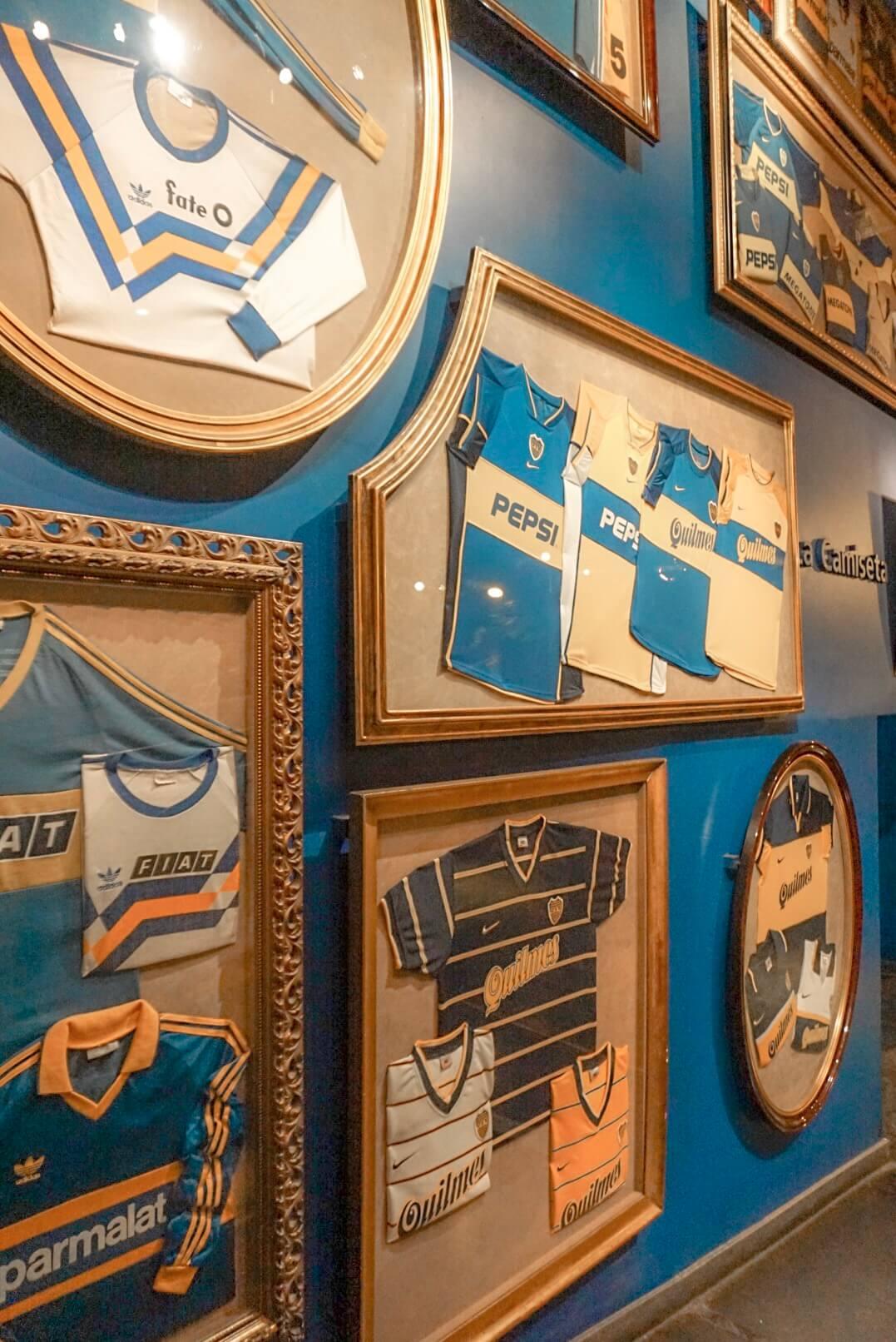 comment visiter stade de la bombonera musée prix entrée boca junior football