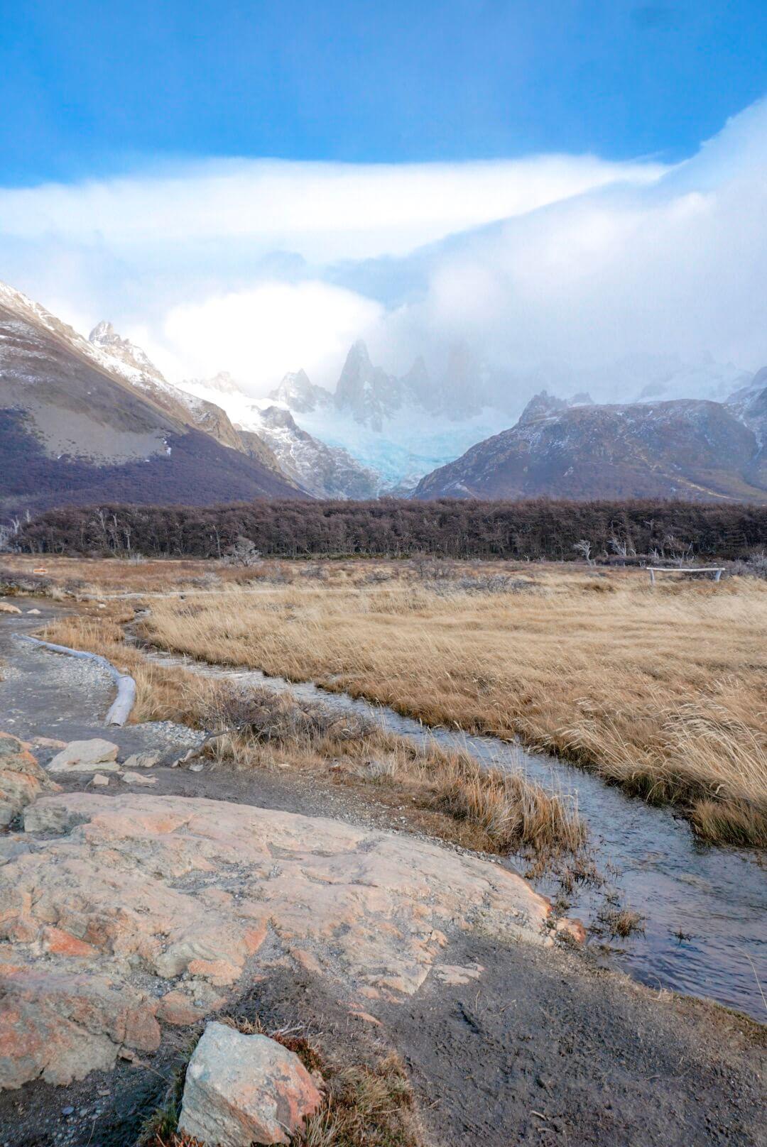 randonnée patagonie argentine