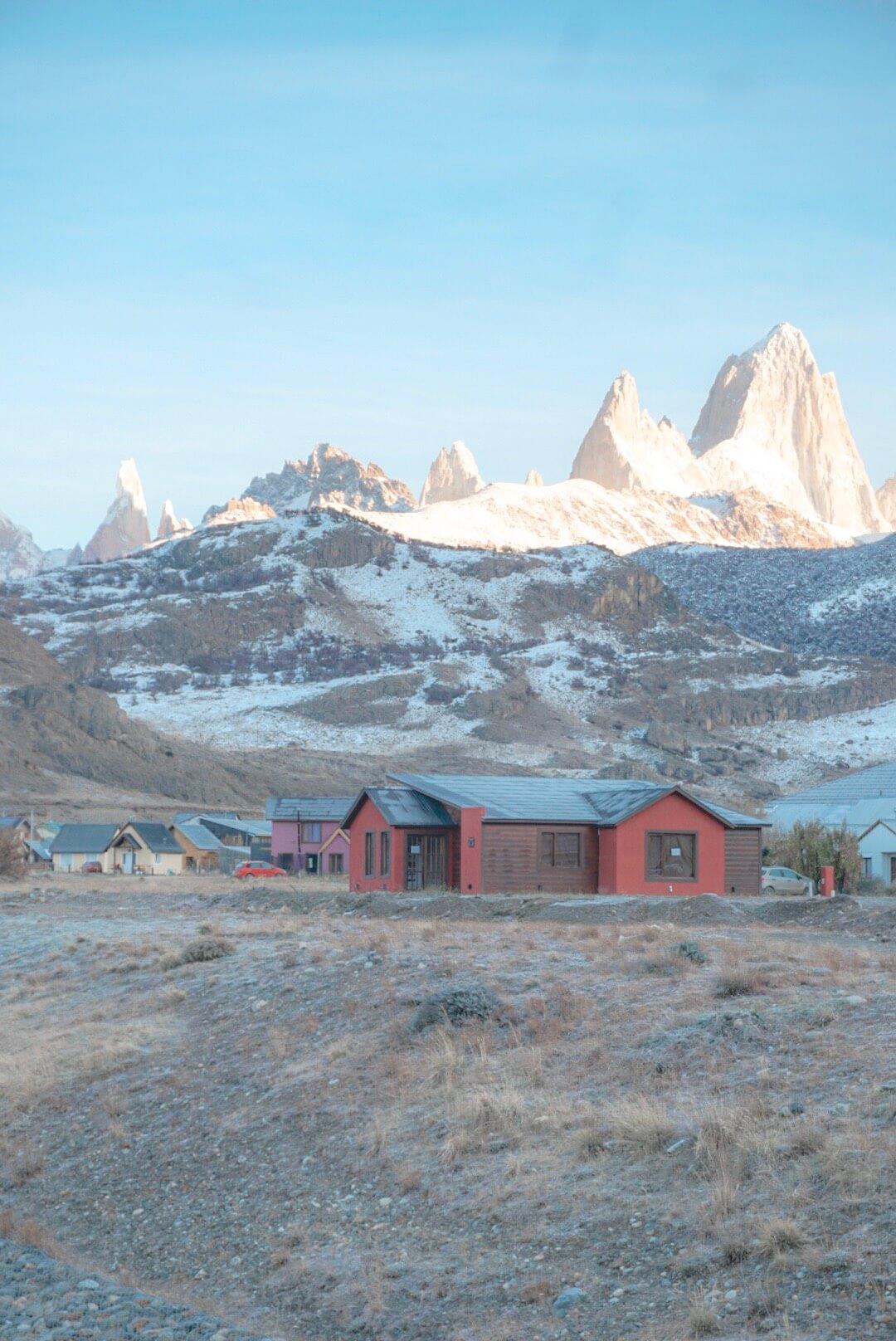 Patagonie Voyage argentine