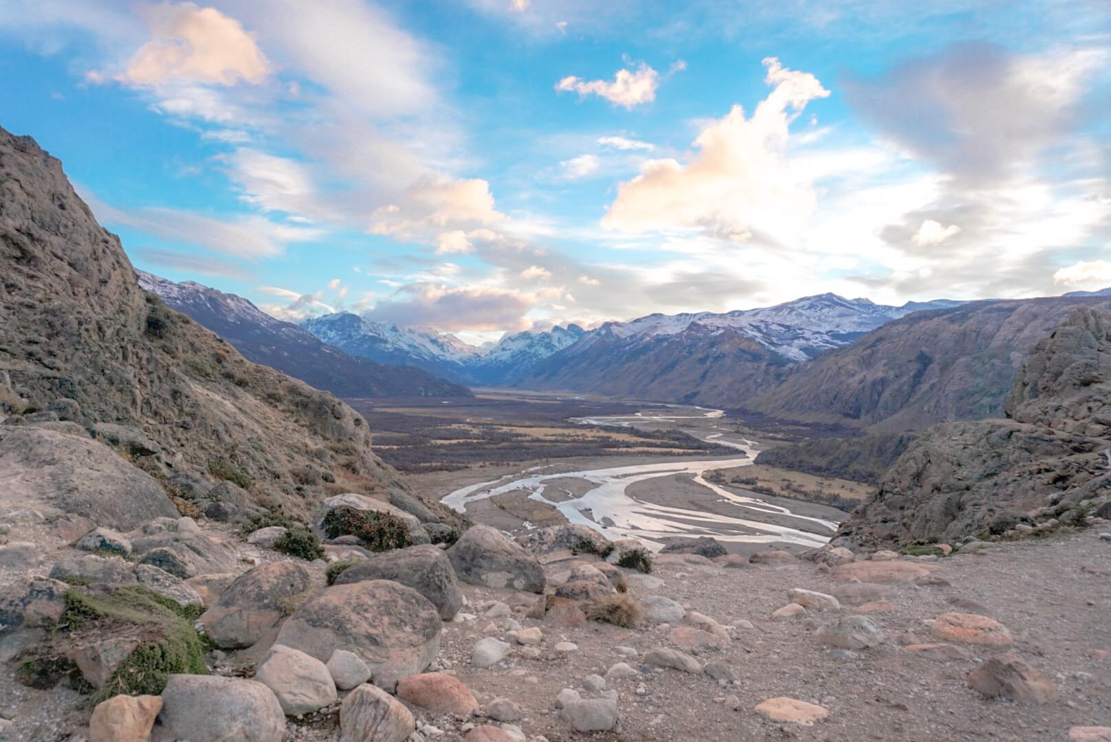 El chalten patagonie Voyage