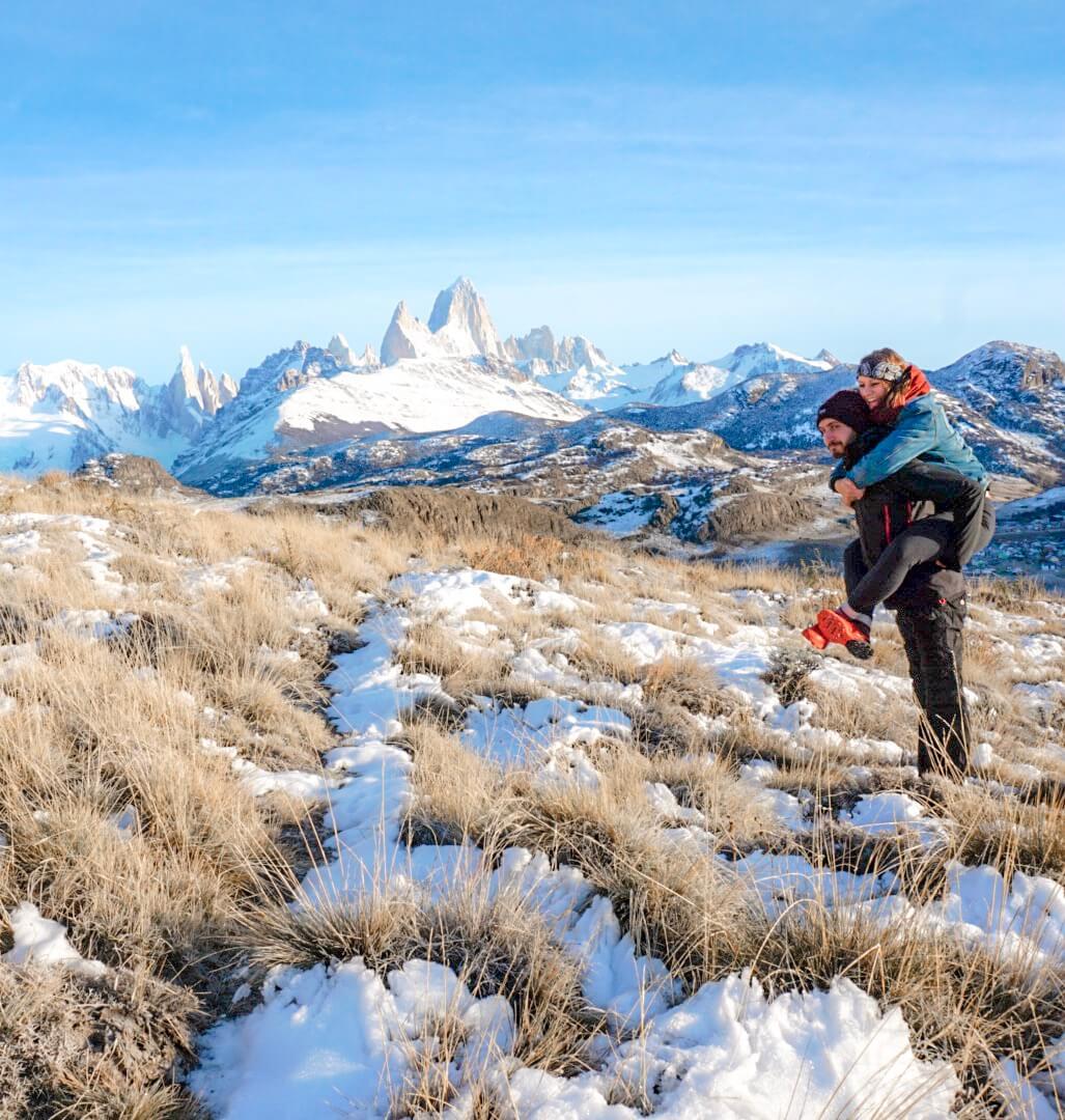 El chalten Fitz Roy Patagonie