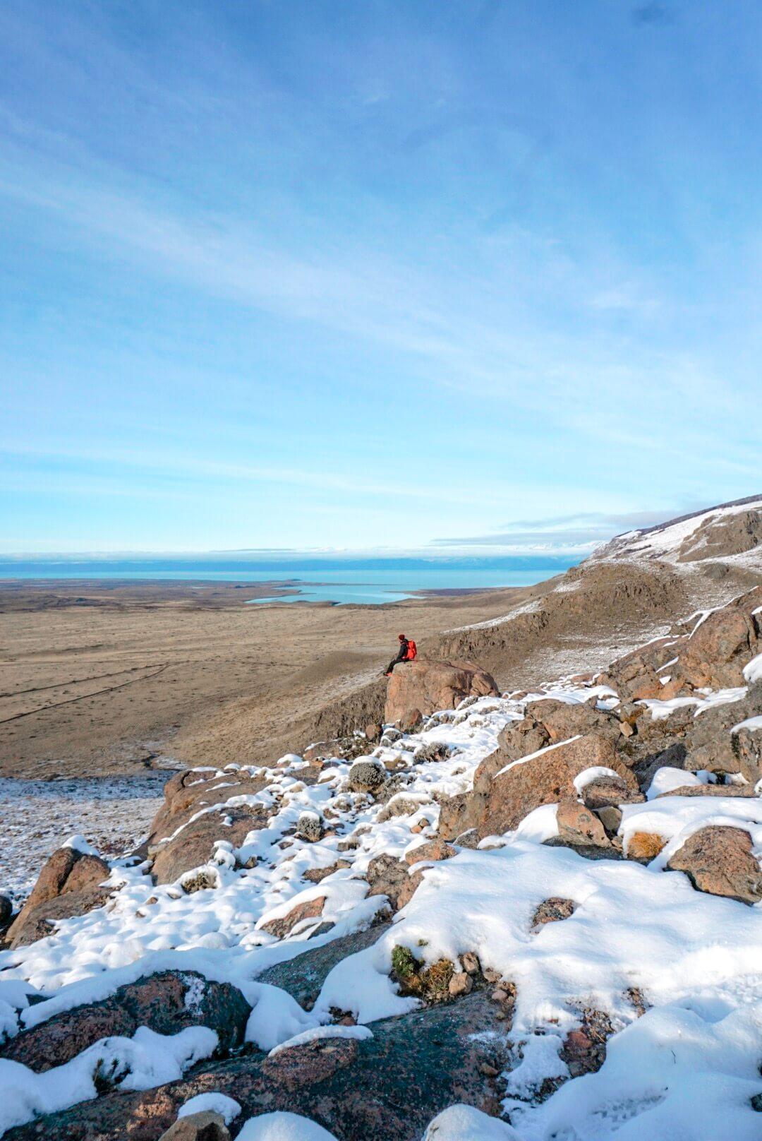 Patagonie randonnée El chalten