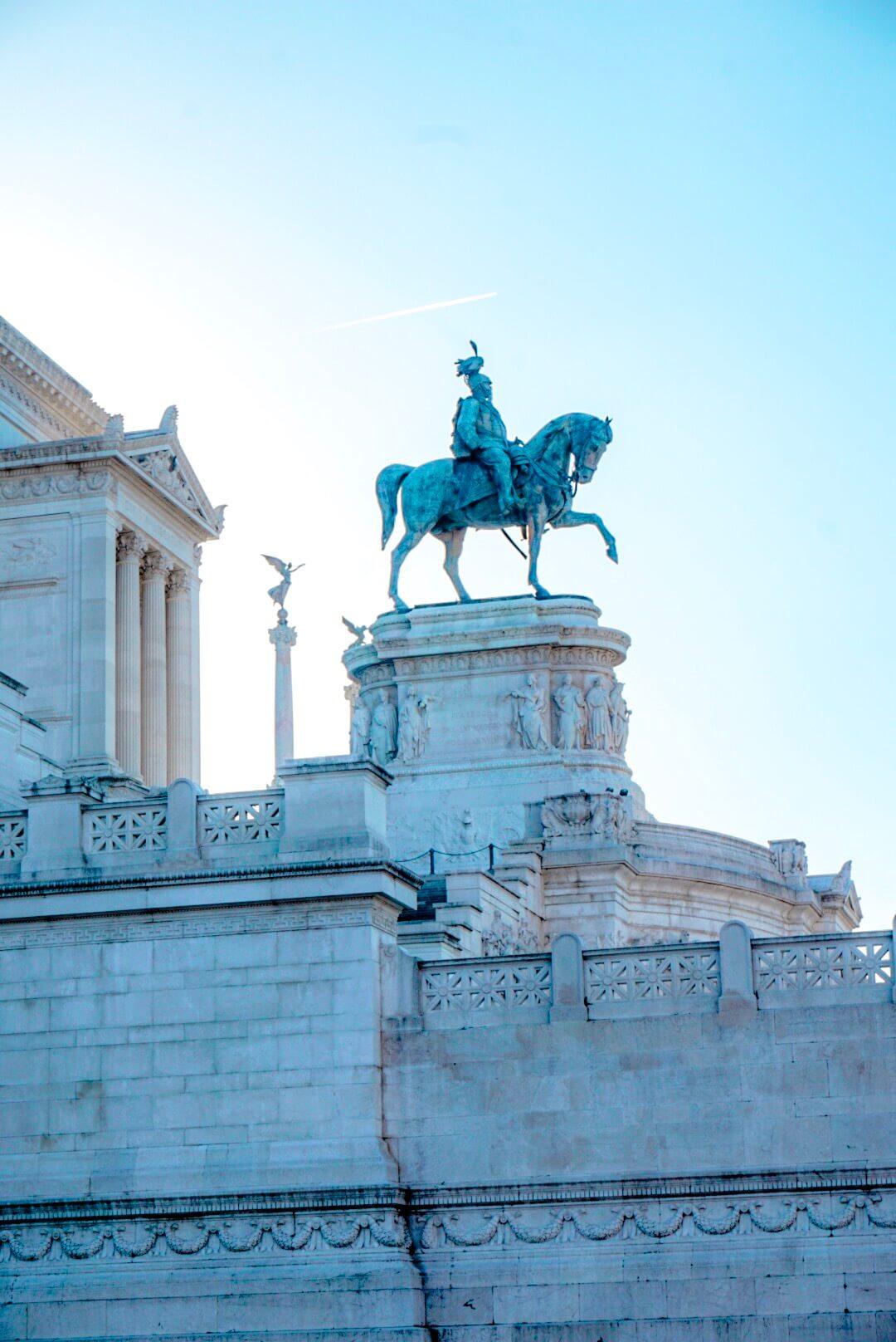 que faire à rome voyage blog