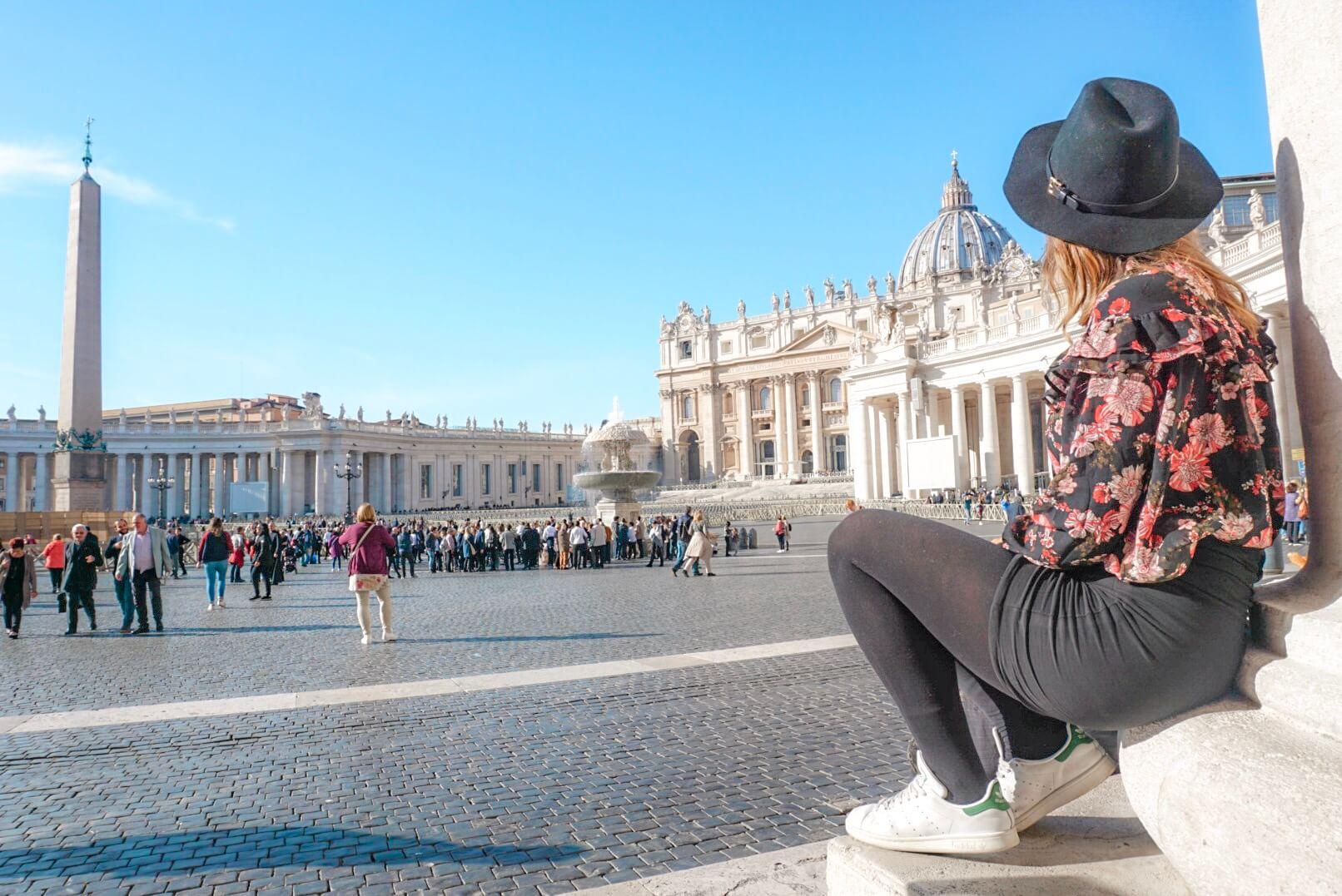 visiter vatican rome en 3 jours avis prix