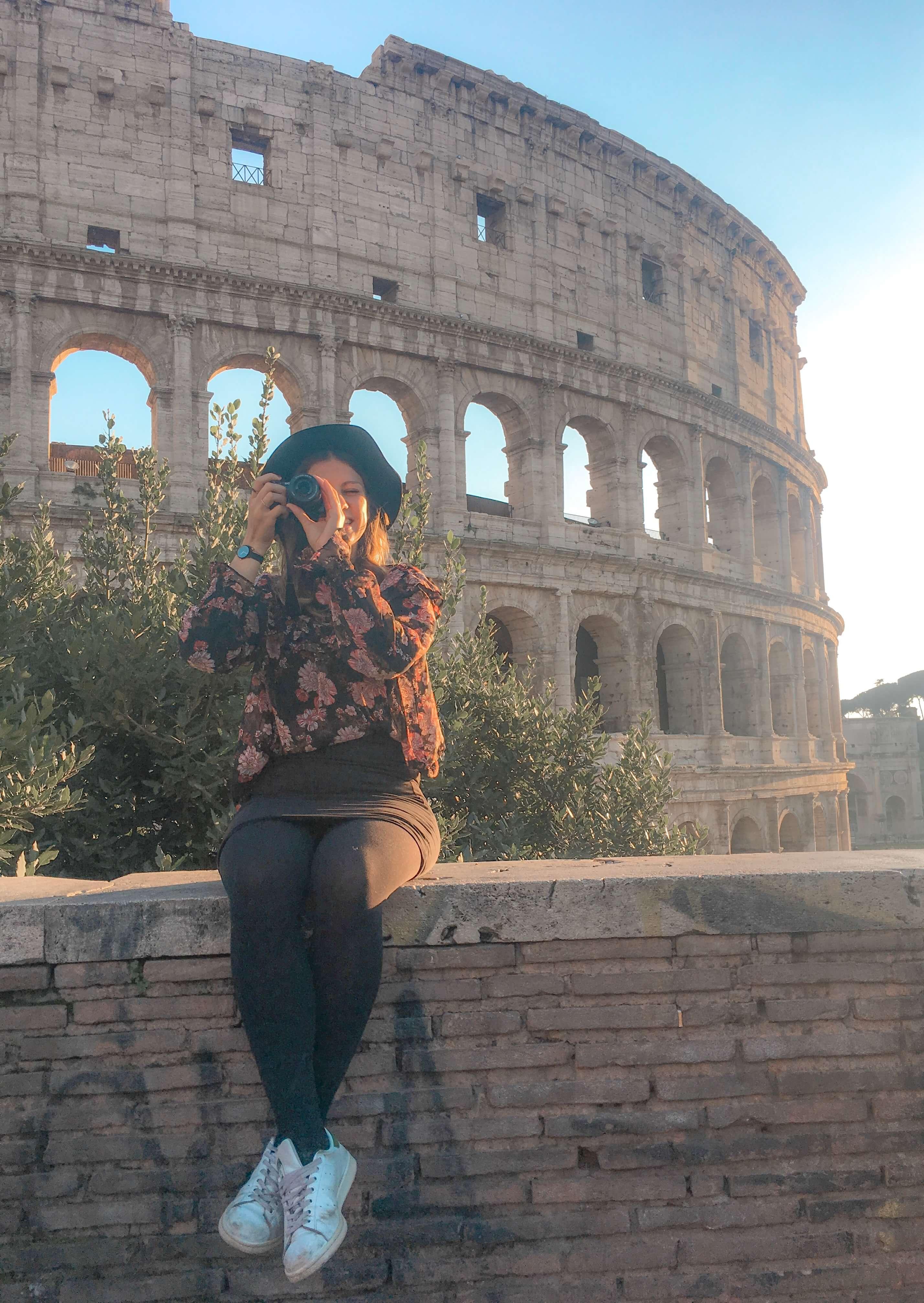 comment visiter le colisée rome blog voyage billet