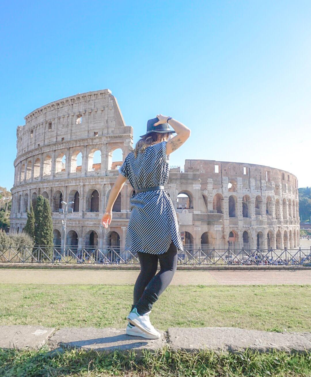 ticket entrée colisée rome blog voyage